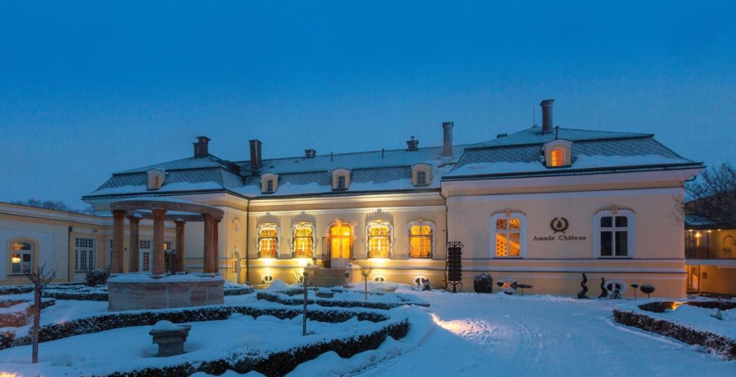 Eco-Chic luxury boutique hotel Château Amade Slovakia
