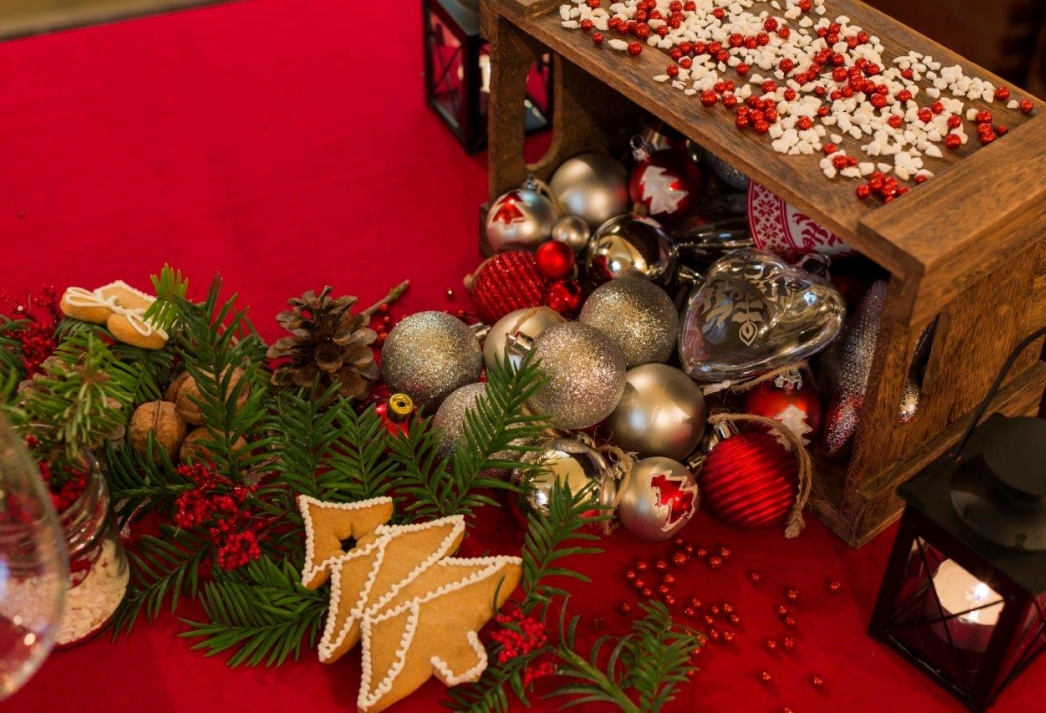 Christmas Time.Christmas Time Luxury Boutique Hotel Chateau Amade Slovakia